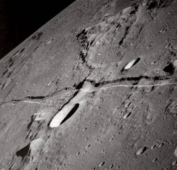 Инопланетяне живут на Луне?