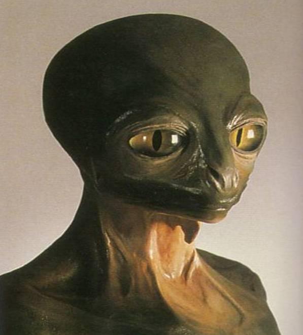 Самые распространенные виды инопланетян
