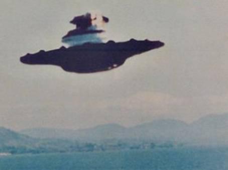 НЛО контролировали ход Второй мировой войны