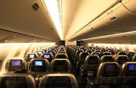 Мистическое крушение самолета «Боинг»