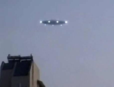 Очевидцы НЛО в Украине, г. Киев