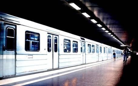 Поезд призрак «Silverpilen»