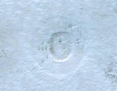 Орион на каменном поясе либо древний город