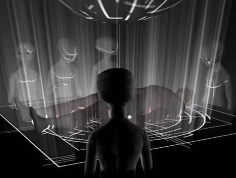 Знания данные пришельцами с Нубиру