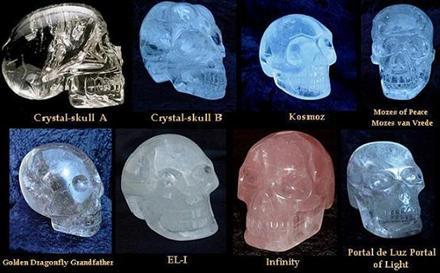 Каково же предназначение таинственных хрустальных черепов?