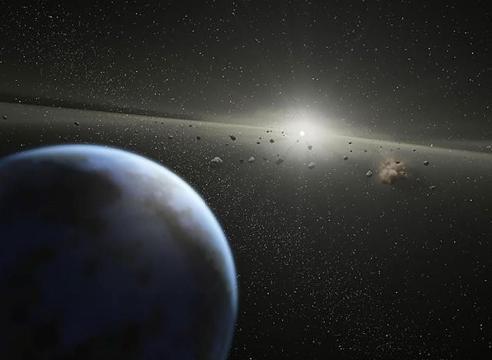 Откуда столько сообщений о Астероидах угрозах Земле