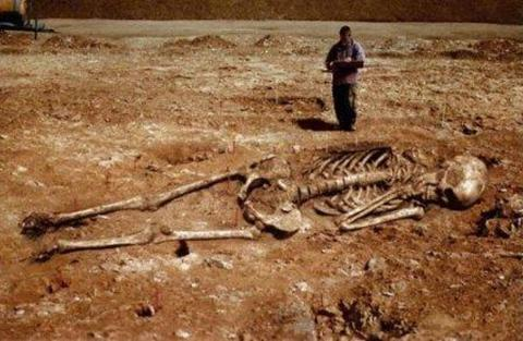 Научные факты о Лемурийцах, людях гигантах и Атлантах!