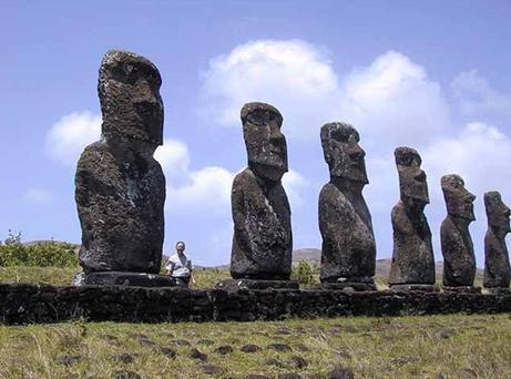 Теория существования 5-ти земных цивилизаций