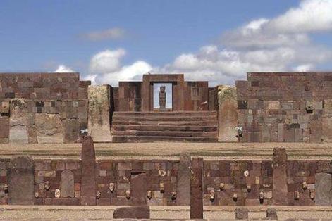 Статую Будды Вайрочаны построили Атланты?