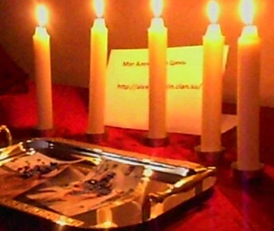 Приворот по фото и свечах в домашних условиях на